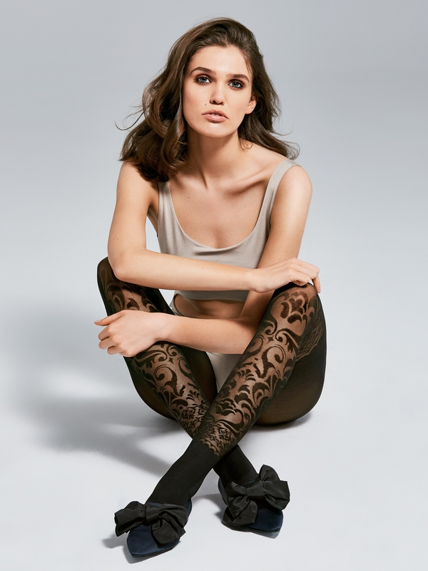 Punčochové kalhoty Fiore Couture