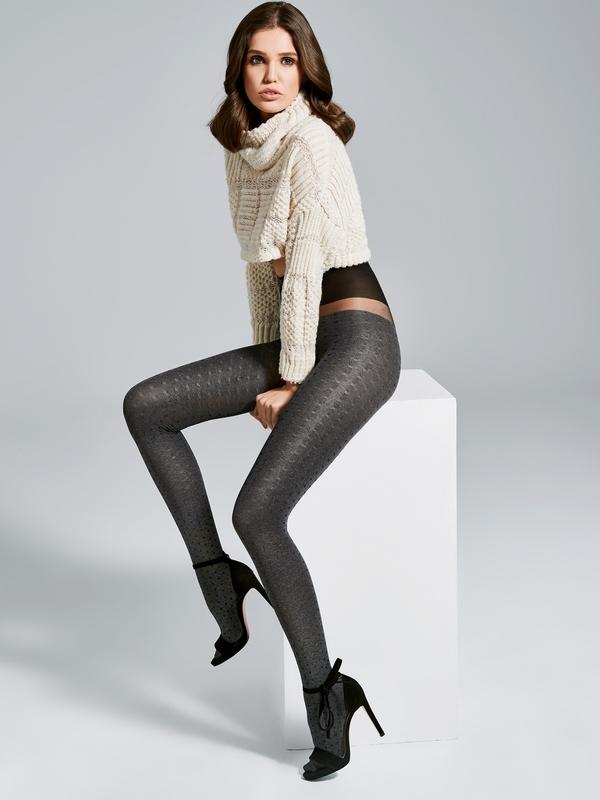Punčochové kalhoty Fiore Hola