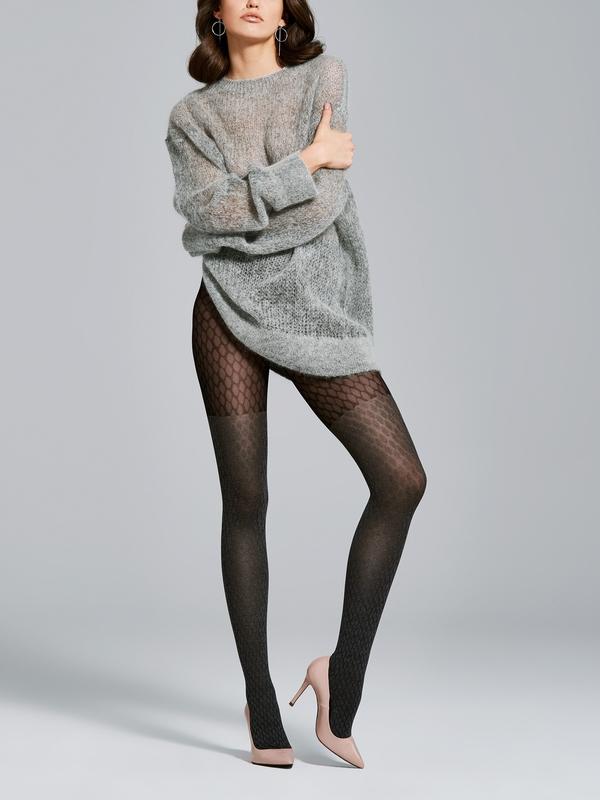 Punčochové kalhoty Fiore Honest