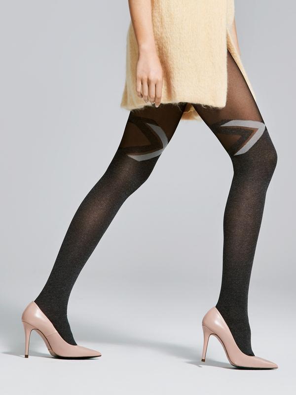 Punčochové kalhoty Fiore Milan