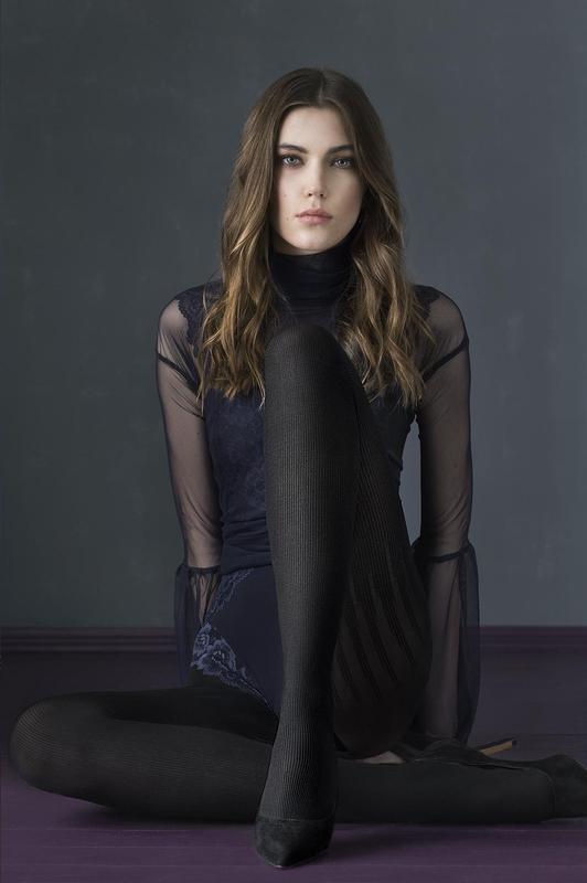 Punčochové kalhoty Fiore Catwoman